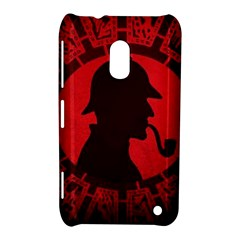 Book Cover For Sherlock Holmes And The Servants Of Hell Nokia Lumia 620