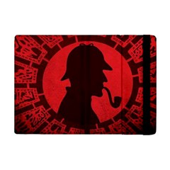 Book Cover For Sherlock Holmes And The Servants Of Hell Ipad Mini 2 Flip Cases