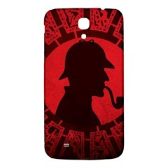 Book Cover For Sherlock Holmes And The Servants Of Hell Samsung Galaxy Mega I9200 Hardshell Back Case