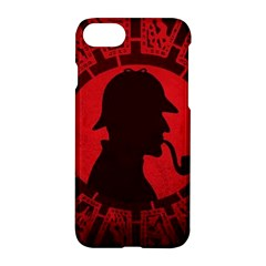Book Cover For Sherlock Holmes And The Servants Of Hell Apple Iphone 7 Hardshell Case