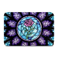 Cathedral Rosette Stained Glass Beauty And The Beast Plate Mats