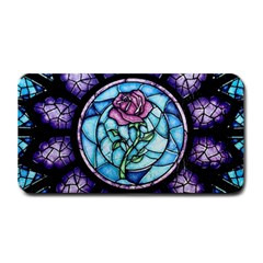 Cathedral Rosette Stained Glass Beauty And The Beast Medium Bar Mats