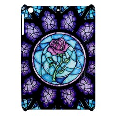 Cathedral Rosette Stained Glass Beauty And The Beast Apple iPad Mini Hardshell Case