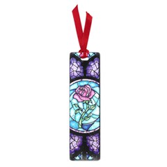 Cathedral Rosette Stained Glass Beauty And The Beast Small Book Marks
