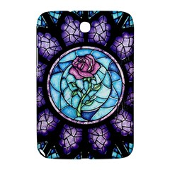 Cathedral Rosette Stained Glass Beauty And The Beast Samsung Galaxy Note 8.0 N5100 Hardshell Case