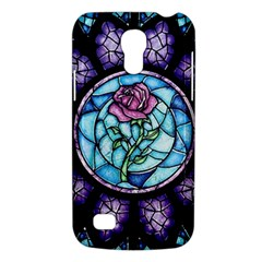 Cathedral Rosette Stained Glass Beauty And The Beast Galaxy S4 Mini