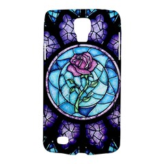 Cathedral Rosette Stained Glass Beauty And The Beast Galaxy S4 Active
