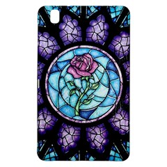Cathedral Rosette Stained Glass Beauty And The Beast Samsung Galaxy Tab Pro 8.4 Hardshell Case
