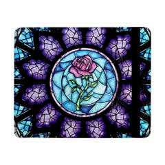 Cathedral Rosette Stained Glass Beauty And The Beast Samsung Galaxy Tab Pro 8.4  Flip Case