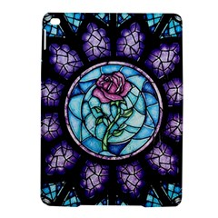 Cathedral Rosette Stained Glass Beauty And The Beast iPad Air 2 Hardshell Cases