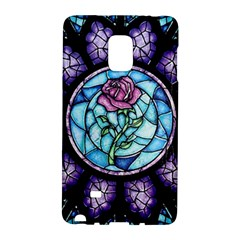 Cathedral Rosette Stained Glass Beauty And The Beast Galaxy Note Edge