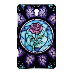 Cathedral Rosette Stained Glass Beauty And The Beast Samsung Galaxy Tab S (8.4 ) Hardshell Case