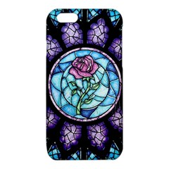 Cathedral Rosette Stained Glass Beauty And The Beast iPhone 6/6S TPU Case
