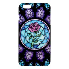 Cathedral Rosette Stained Glass Beauty And The Beast iPhone 6 Plus/6S Plus TPU Case