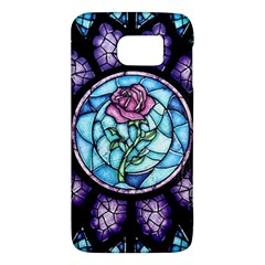 Cathedral Rosette Stained Glass Beauty And The Beast Galaxy S6