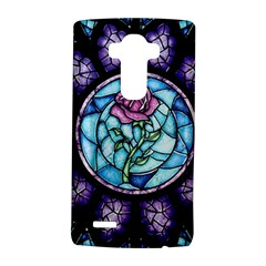 Cathedral Rosette Stained Glass Beauty And The Beast LG G4 Hardshell Case