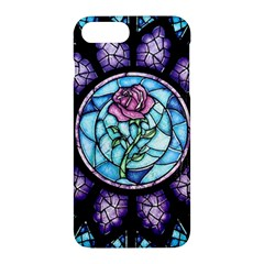 Cathedral Rosette Stained Glass Beauty And The Beast Apple iPhone 7 Plus Hardshell Case