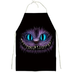 Cheshire Cat Animation Full Print Aprons