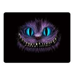 Cheshire Cat Animation Fleece Blanket (small)