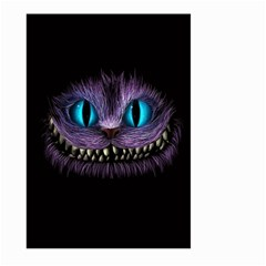 Cheshire Cat Animation Large Garden Flag (two Sides)