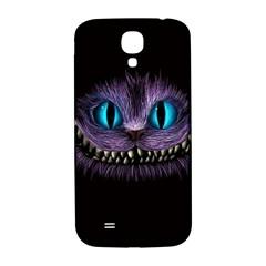 Cheshire Cat Animation Samsung Galaxy S4 I9500/i9505  Hardshell Back Case