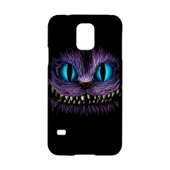 Cheshire Cat Animation Samsung Galaxy S5 Hardshell Case