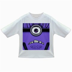 Evil Purple Infant/toddler T Shirts