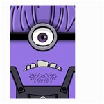 Evil Purple Small Garden Flag (Two Sides) Front