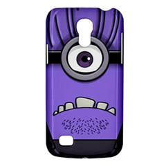 Evil Purple Galaxy S4 Mini