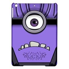 Evil Purple Ipad Air Hardshell Cases