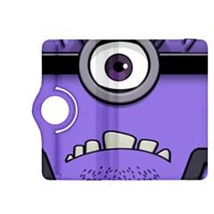 Evil Purple Kindle Fire Hdx 8 9  Flip 360 Case