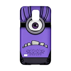 Evil Purple Samsung Galaxy S5 Hardshell Case