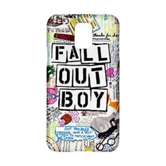 Fall Out Boy Lyric Art Samsung Galaxy S5 Hardshell Case