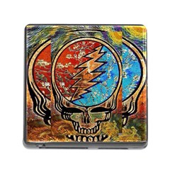 Grateful Dead Rock Band Memory Card Reader (square)