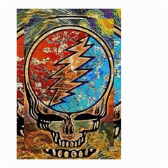 Grateful Dead Rock Band Small Garden Flag (two Sides)
