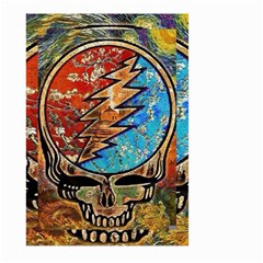Grateful Dead Rock Band Large Garden Flag (two Sides)