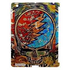 Grateful Dead Rock Band Apple Ipad 3/4 Hardshell Case (compatible With Smart Cover)