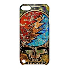 Grateful Dead Rock Band Apple Ipod Touch 5 Hardshell Case With Stand