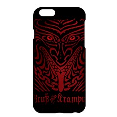 Gruss Vom Krampus Apple Iphone 6 Plus/6s Plus Hardshell Case