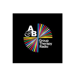 Above & Beyond  Group Therapy Radio Satin Bandana Scarf