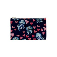 Jellyfish Love Cosmetic Bag (small)