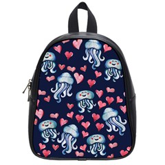 Jellyfish Love School Bags (small)