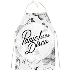 Panic At The Disco Flowers Full Print Aprons
