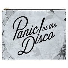 Panic At The Disco Flowers Cosmetic Bag (xxxl)