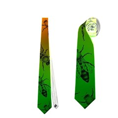 Insect Pattern Neckties (two Side)