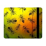 Insect Pattern Samsung Galaxy Tab Pro 8.4  Flip Case Front