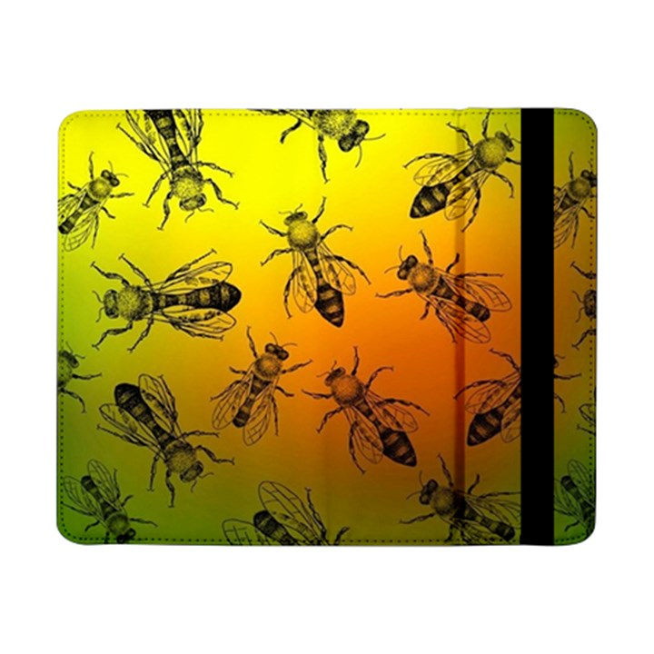 Insect Pattern Samsung Galaxy Tab Pro 8.4  Flip Case