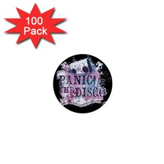 Panic At The Disco Art 1  Mini Magnets (100 Pack)