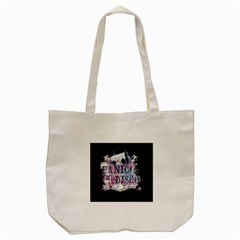 Panic At The Disco Art Tote Bag (cream)