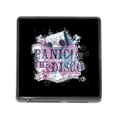 Panic At The Disco Art Memory Card Reader (square)